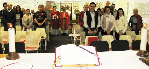 Yanchep Catholic Church, 13 September 2014