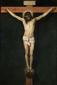 Christ Crucified, Diego Velazquez, 1632, oil on canvas, Museo del Prado, Madrid