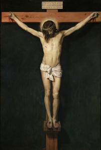 Christ Crucified, Diego Velazquez, 1632, oil on canvas, Museo del Prado, Madrid