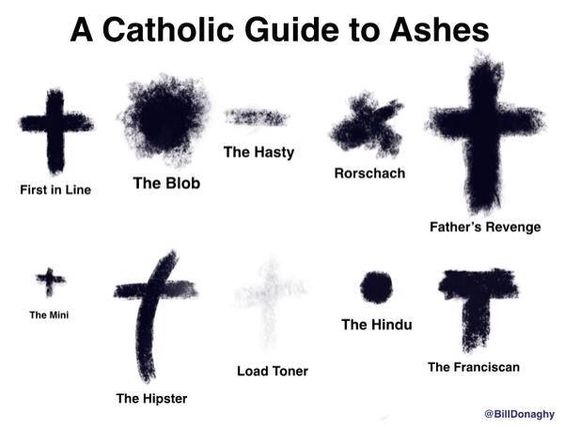 Catholic Guide to Ashes