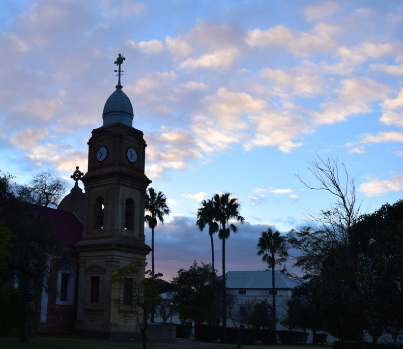 160821-2-Abbey-Church-Sunrise-New-Norcia