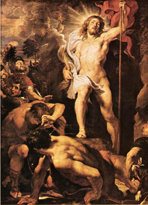Peter-Paul-Rubens-Resurrection-detail
