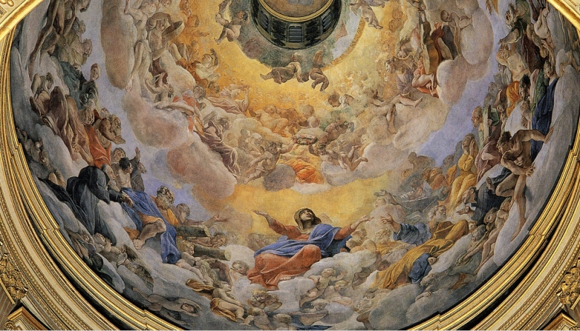 Lanfranco-Assumption-of-the-Virgin