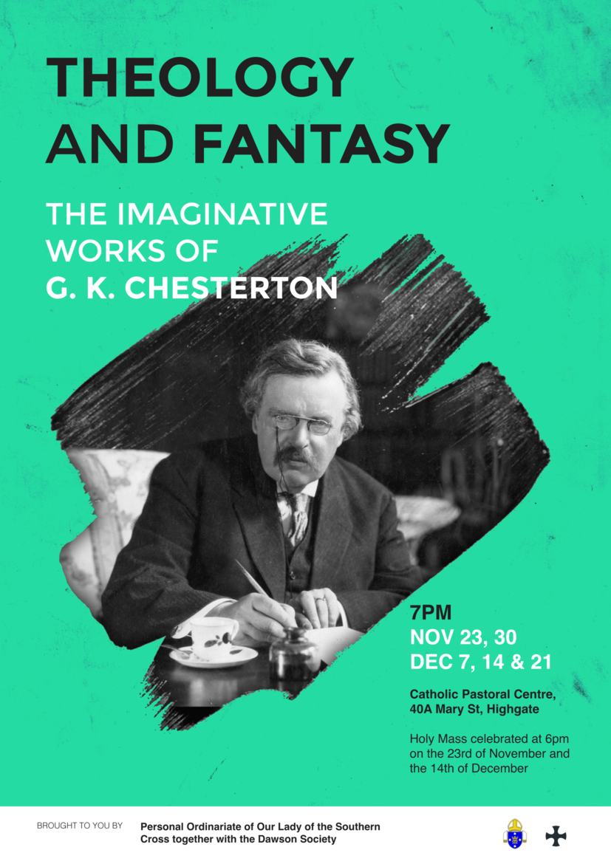 Chesterton Poster